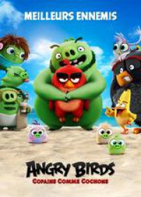 regarder Angry Birds - Copains Comme Cochons en Streaming