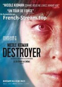regarder Destroyer en Streaming
