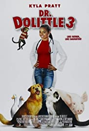 Regarder Dr. Dolittle 3 en Streaming Gratuit sans limite