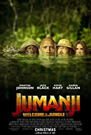 Regarder Jumanji : Bienvenue dans la jungle en Streaming Gratuit sans limite