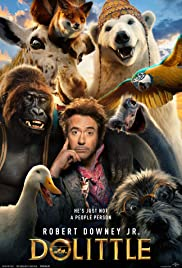 regarder Le Voyage du Dr Dolittle en Streaming