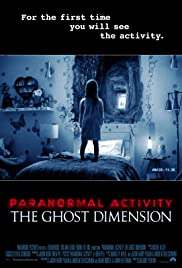 Regarder Paranormal Activity 5 Ghost Dimension en Streaming Gratuit sans limite
