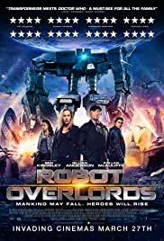 Regarder Robot Overlords en Streaming Gratuit sans limite