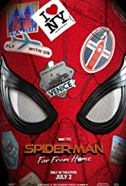 regarder Spider-Man - Far From Home en Streaming