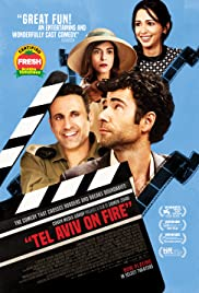 Regarder Tel Aviv on Fire en Streaming Gratuit sans limite