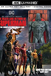 Regarder The Death And Return Of Superman en Streaming Gratuit sans limite