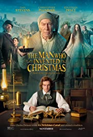 Regarder The Man Who Invented Christmas en Streaming Gratuit sans limite