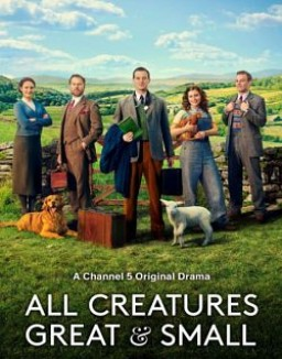 Regarder All Creatures Great and Small saison 1 Streaming